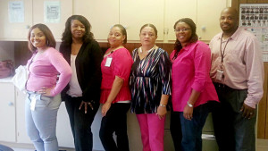 Ahoskie, NC Pink Tuesday