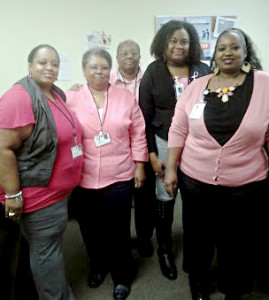Elizabeth City, NC Pink Tuesday