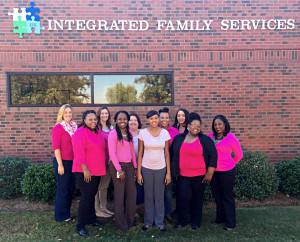 Greenville Staff pink tuesday