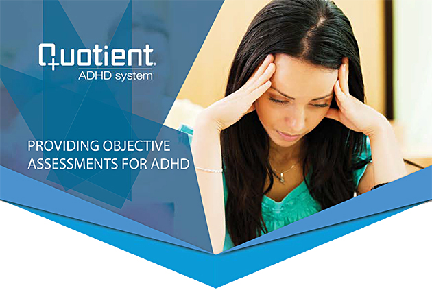 Quotient ADHD Testing System