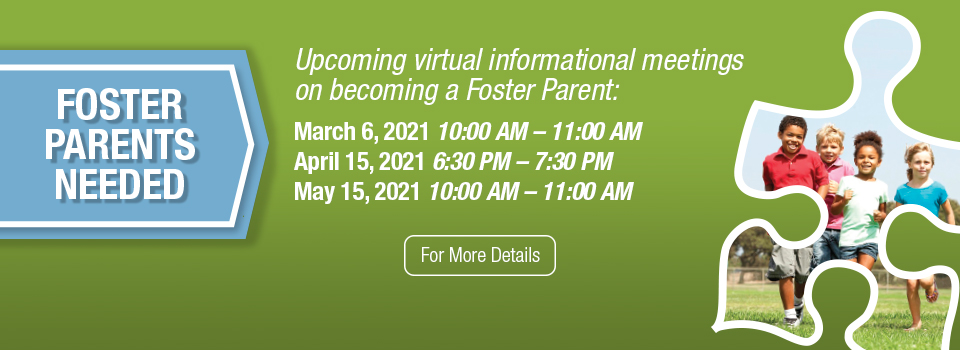 Foster Care Virtual meetings